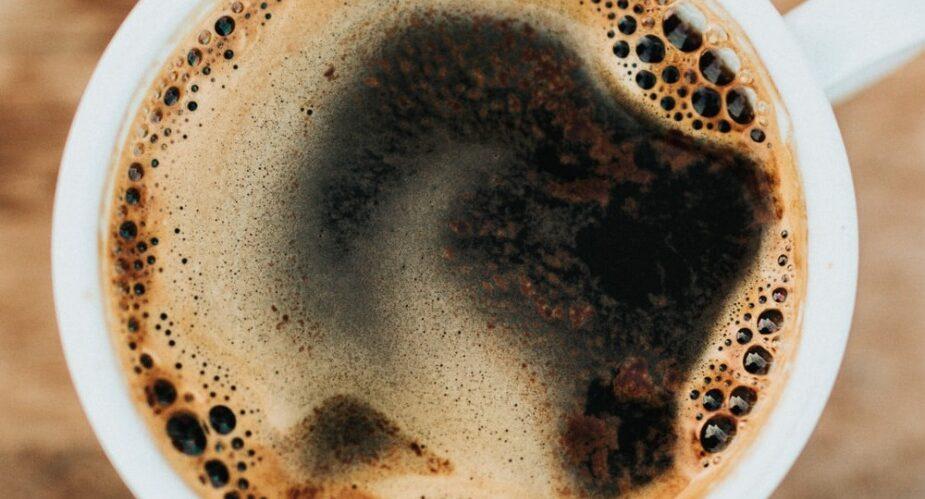 koffie huid