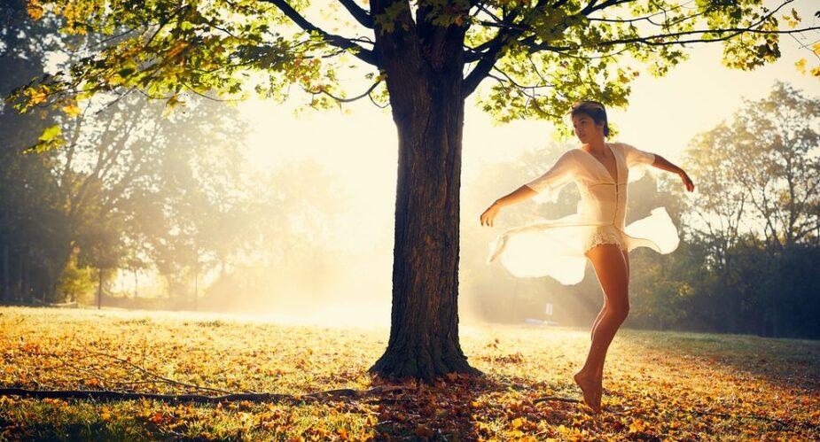 dansen sport vrouwelijk lichaam