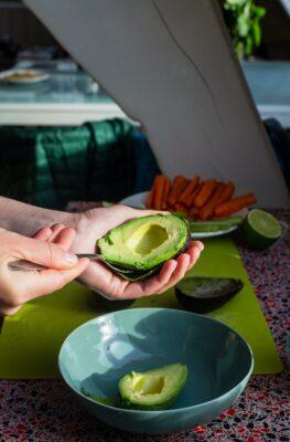 paleo dieet avocado