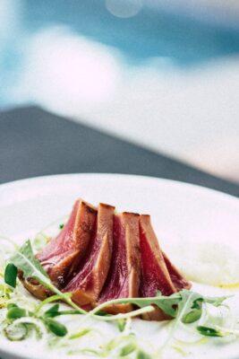 paleo dieet tonijn